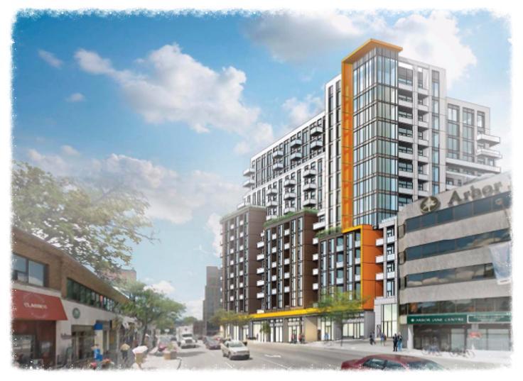 2452 Bloor Street West - 14 Storeys in Pre-Construction